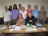 Roy Bainton's July 2010 workshop on Writing your Non-Fiction Book or Novel
